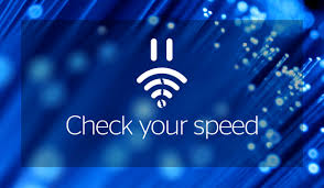 check your broadband speed link